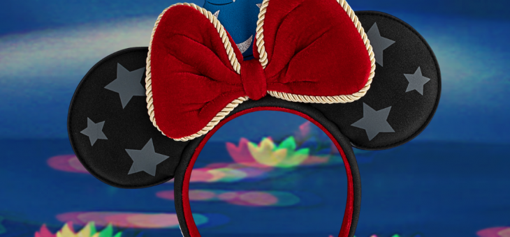 Disney x Loungefly Fantasia Ears Headband