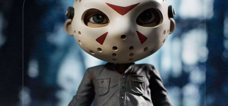 Friday the 13th Mini Co. PVC Figure Jason Voorhees 16 cm