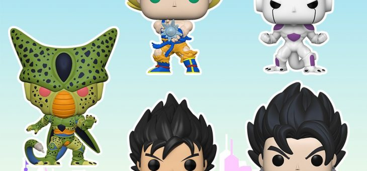 Funko: Dragon Ball Z NEW