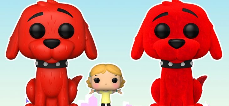 Funko: POP & Buddy: Clifford The big Red Dog – Clifford with Emily