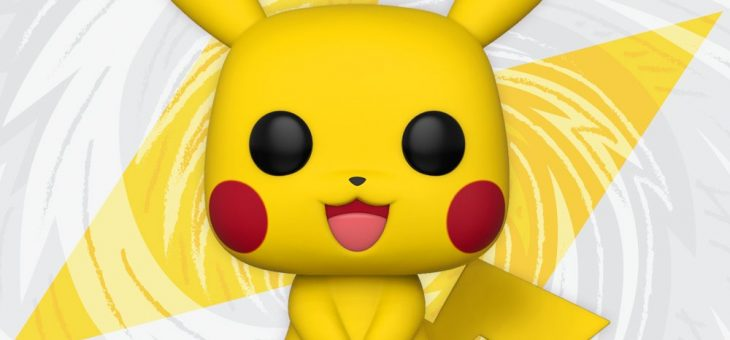 Funko: Pop Games: Pokemon – Pikachu