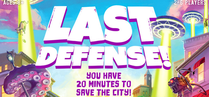 Funko: Last Defense! Game