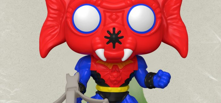 Funko ECCC 2021 FPI Exclusives