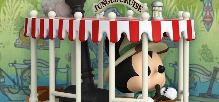 Funko: POP Ride Super Deluxe: Jungle Cruise – Mickey