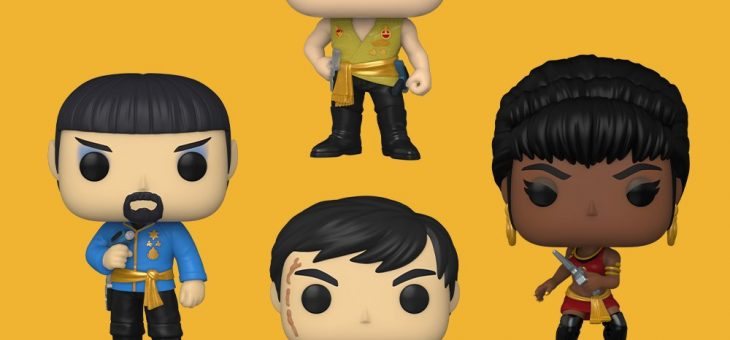 Funko: POP TV: Star Trek Vinyl Figures