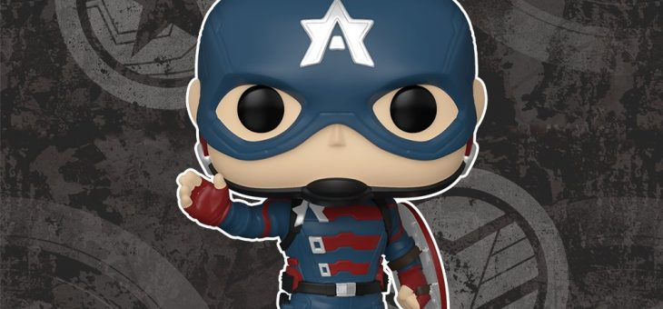 Funko: POP Marvel:The Falcon & Winter Soldier – John F. Walker