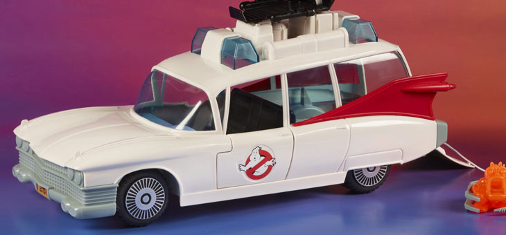 Ghostbusters Kenner Classics The Real Ghostbusters
