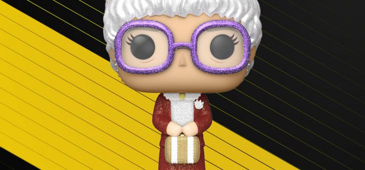 Funko: Pop! Television Golden Girls Sophia Diamond Glitter FPI Exclusive!