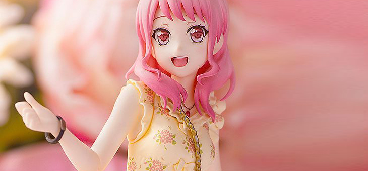BanG Dream! Girls Band Party! Pop Up Parade PVC Statue Aya Maruyama 17 cm