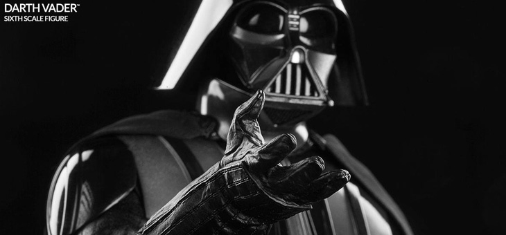 Star Wars Action Figure 1/6 Darth Vader (Episode VI) 35 cm Sideshow Collectibles