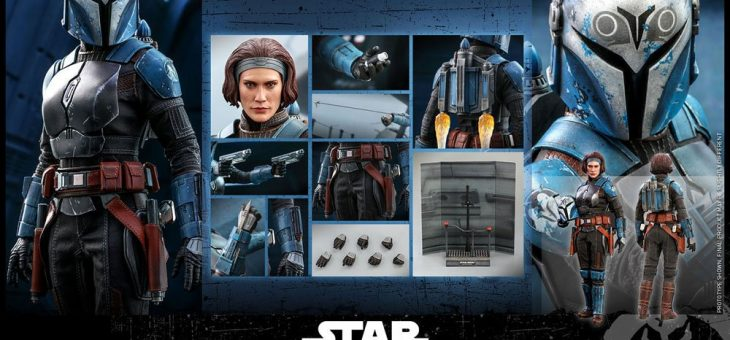 Star Wars The Mandalorian Action Figure 1/6 Bo-Katan Kryze 28 cm