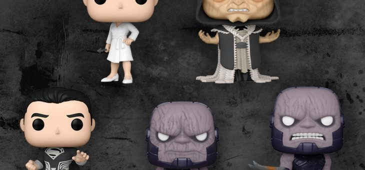 Funko: POP Movies: Zack Snyder's Justice League