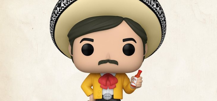 Funko: POP Ad Icons: Tapatio – Tapatio Man