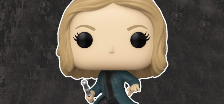 Funko: POP Marvel: The Falcon & Winter Soldier – Sharon Carter