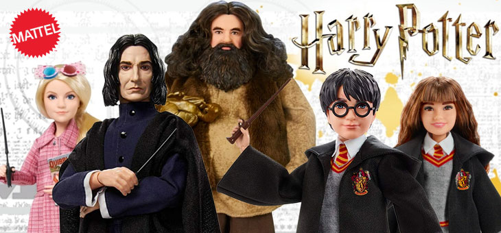Mattel Harry Potter Dolls