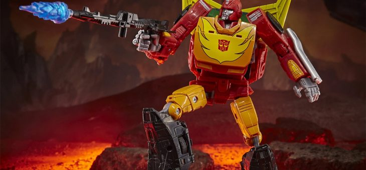 Hasbro Pulse: Transformers Generations War for Cybertron