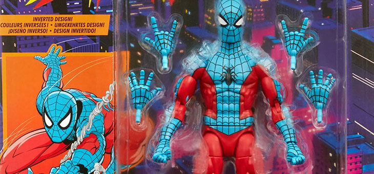 Marvel Legends Series Web-Man Action Figure Hasbro