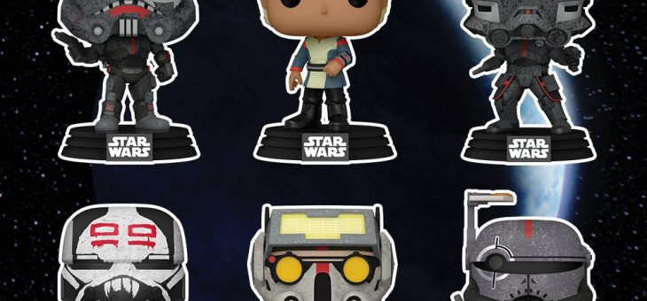 Funko: POP Star Wars: Bad Batch