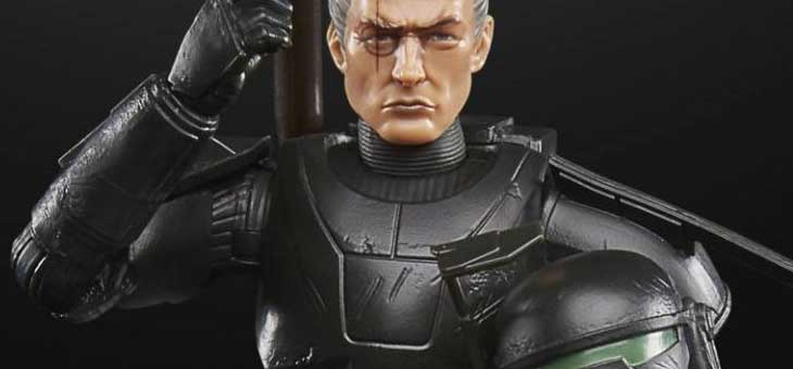 Star Wars The Black Series Crosshair (Imperial) Action Figure