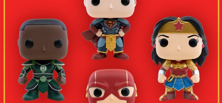 Funko: POP Heroes: Imperial Palace