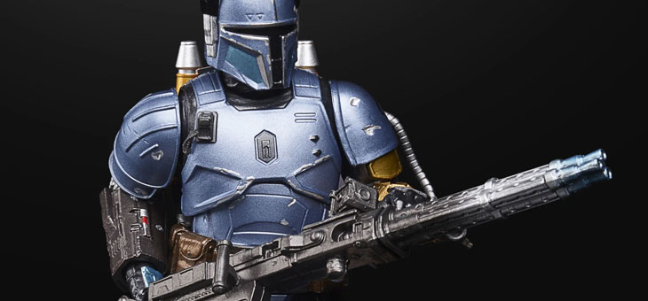 Hasbro Pulse: Star Wars The Black Series Carbonized Collection Action Figures