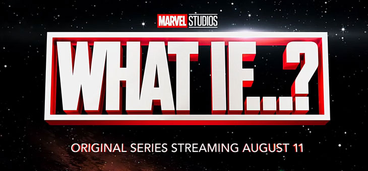 Marvel Studios' What If…? – Official Trailer (2021)