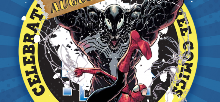 Free Comic Book Day Part 1 August 14th 2021