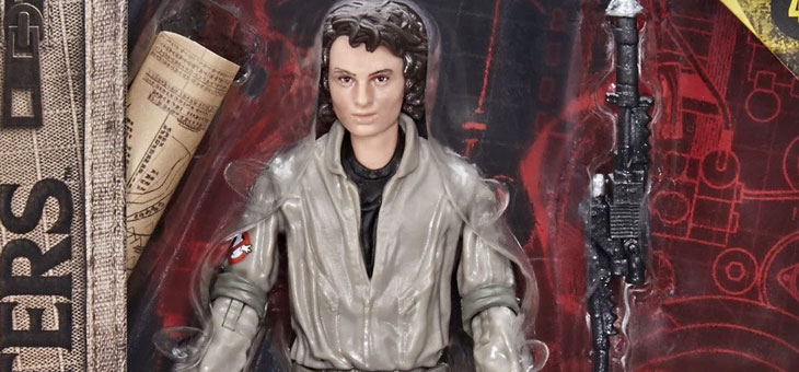 Ghostbusters Plasma Series Ghostbusters: Afterlife Action Figures