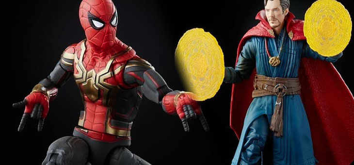 Pre-Order: Marvel Legends Series Spider-Man collection Action Figures from Hasbro