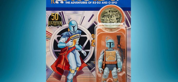 STAR WARS: The Vintage Collection Boba Fett (Droids) 3.75 inch Action Figure