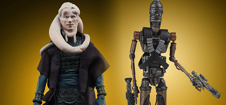Hasbro: Star Wars Vintage Collection Action Figures