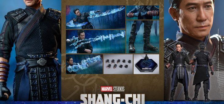 Pre-Order: Shang-Chi and the Legend of the Ten Rings Movie Masterpiece Action Figure 1/6 Wenwu 28 cm