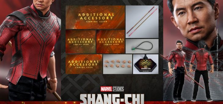 Pre-Order: Shang-Chi and the Legend of the Ten Rings Movie Masterpiece Action Figure 1/6 Shang-Chi 30 cm