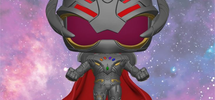 Funko: Pop! Vinyl Marvel What If…? The Queen and The Almighty