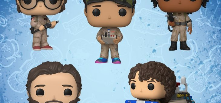 Funko: POP Movies: Ghostbusters: Afterlife