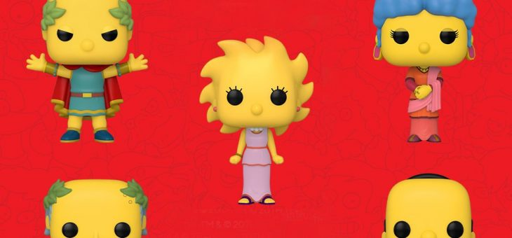 Funko: Pop! Animation The Simpsons from episode: I, Caramba!